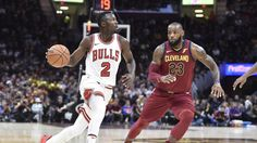 The Cavaliers hang on for a win against the lowly Bulls.