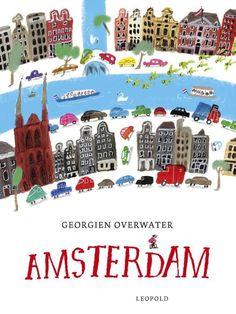 Prentenboek over Amsterdam. Geweldig voor of na een bezoek aan Amsterdam.