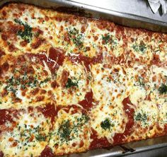 """""""There are several theories about the origin of eggplant parmigiana,"""" Antonino Montefusco tells me. I've just pushed back from a meal of epic proportions a Italian Dishes, Italian Recipes, Protein Substitutes For Meat, Michelin Star Food, Italian Appetizers, Homemade Tomato Sauce, Italy Food, Eggplant Recipes, Vegetable Dishes"""