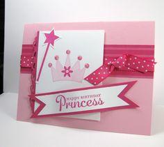 Happy Birthday Princess!Card
