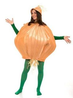 Adult Onion Costume