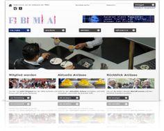 FBMA Webseite.  Neuaufbau, Konzept und Layout der Webseite mit Mitgliederverwaltung, Anlassmanagement und Communicationcenter. Hosting von Domain und Webseite