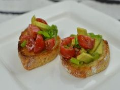 Bruschetta is one of my favorite sandwiches. Typically it's toasted bread with garlic, olive oil and loaded with veggie as topping. This sandwich is more on healthier side and looks very colorful. Eve