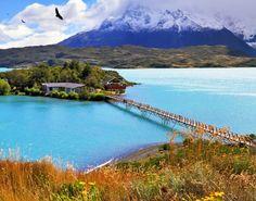 Descubra as maravilhas naturais de Torres del Paine, um dos melhores destinos na patagônia chilena. Acesse o blog da MalaPronta.com e veja as dicas!