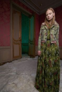 Giamba Autumn/Winter 2017 Pre-Fall Collection | British Vogue