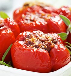 Stuffed Peppers – Mi