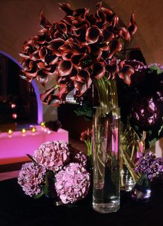 Wedding Flowers, Centerpieces, Decorations, Fall Flowers || Colin Cowie Weddings