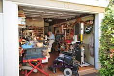 Woodworking with Multiple Sclerosis - A Woodworker Makes Small Projects with a Disability - a great article!