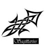 Tribal Sagittarius Tattoos - Bing images