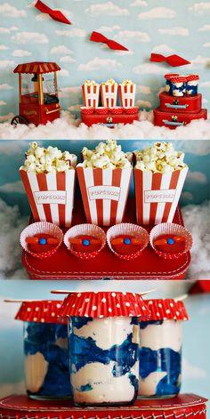 Disney Planes Movie Night Party #OwnDisneyPlanes #shop #cbias