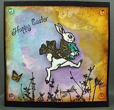 Scraps From A Broad: An Easter Parade of Cards!
