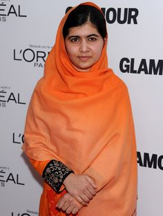 Malala Yousafzai and other female role models @Michelle Flynn Fellers