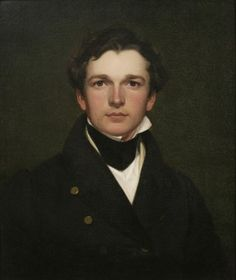 William Sidney Mount, 1832, self portrait