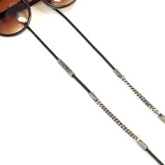 VONERNST Brillenband deluxe schwarz