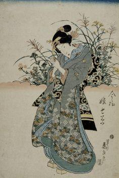 "Keisai Eisen: ""The Feast Of Seven Herbs"""