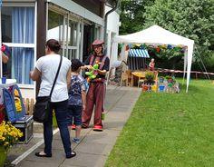 Fröhliches Nachbarschaftsfest in Gladbeck | Grand City Property – GCP – Wohnungssuche Mietwohnung Wohnung mieten Immobilien