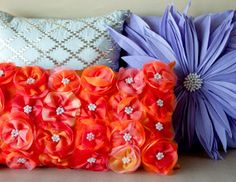 I pinned this from the Debage Home - Textured Pillows & Colorful Napkins & Rings event at Joss and Main!
