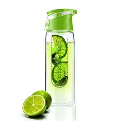 Pure Flavor 2 Go - Ice Ball Flavor It Red - refreshing taste of fruit-infused water but prefer to take your H2O to go #working_out #fitness #yoga #health #healthy #zumba #beverage