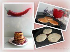 Małe wielkie inspiracje||Healthy pancakes