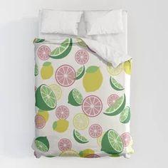 Lemon pattern Duvet Cover Outdoor Floor Cushions, Folding Stool, Acrylic Box, Throw Blankets, Pillow Shams, Beach Towel, Flower Designs, Wall Tapestry, Picnic Blanket
