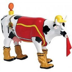 Cow Parade Udder Cowstruction - Large
