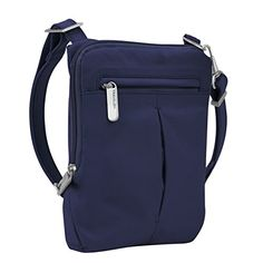 The Best Anti Theft Travel Bag And Keep Your Passport Credit Cards Safe Summer Pin Favorite Travelon Product