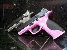 Smith and Wesson Pink Lady | His and Hers M&P's NIB** - MP-Pistol Forum