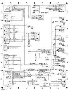 power window wire diagram Mechanics use car wiring diagrams ... on
