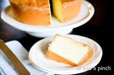 Cream Cheese Poundcake Recipe -Makes a delicious, family favorite pound cake recipe. Simple to make, this cream cheese pound cake is perfect for so many occasions. //addapinch.com