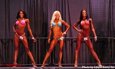 First call out Bikini Class C 2012 NPC Eastern Seaboards