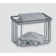 padua g stehandtuchkorb aus edelstahl ablage edelstahl. Black Bedroom Furniture Sets. Home Design Ideas