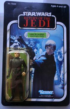 Jedi Luke ROTJ