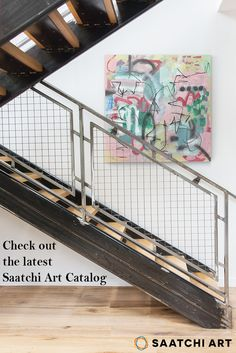 The new Saatchi Art Catalog is here! Explore the best emerging art and artists at any price point. Find art you love and discover your next favorite artist.