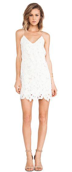 Dolce Vita Abriella Dress in White at Thera M.