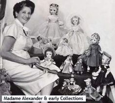 Been collecting her dolls since I was little! Madame Alexander Dolls - Bing Images