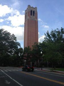 century tower and UF