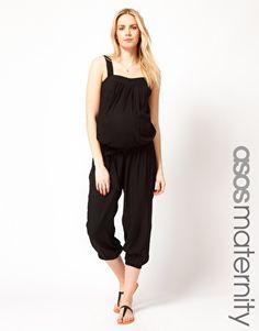 Image 1 ofASOS Maternity Exclusive Jumpsuit