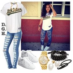 Athletics., created by dopegenhope on Polyvore