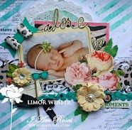 T-bird Turquoise inspiration by Limor
