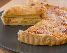 Quiche au brie de meaux et poireaux : http://www.cuisineaz.com/recettes/quiche-au-brie-de-meaux-et-poireaux-43162.aspx