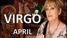 VIRGO April Horoscope 2017 Astrology - New Financial Outlook! Higher Goa...