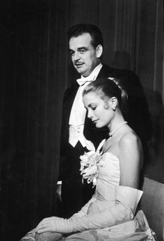 LIFE With Grace Kelly and Prince Rainier: Photos From the 'Wedding of the Century' | LIFE.com