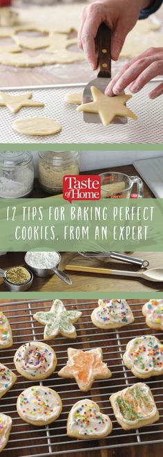 12 Tips for Baking Perfect Cookies, from an Expert