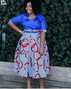 30 African Women's fashion & Ankara Skirt