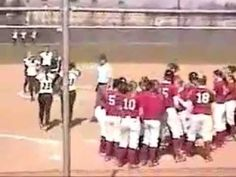 Inspiring Softball Home Run Story