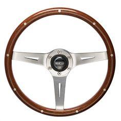 Sparco Steering Wheel - Tuner - Sanremo - Mueller Motorwerks LLC