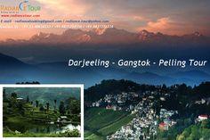 Darjeeling - Gangtok - Pelling Tour Package. http://radiancetour.com/tour-detail/18/darjeeling---gangtok---pelling