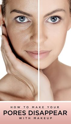 Helpful Makeup Tips To Make Your Pores Look Smaller