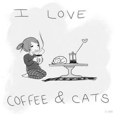 Cats ✫ Coffee