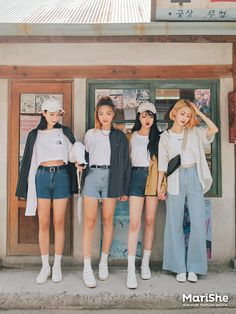 44 Current Casual Style Ideas For Moms - Global Outfit Experts Korean Fashion Trends, Korea Fashion, Kpop Fashion, Asian Fashion, Girl Fashion, Fashion Outfits, Womens Fashion, Ulzzang Fashion, Ulzzang Girl